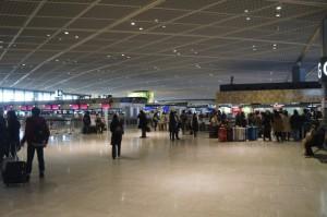 空港 転職活動